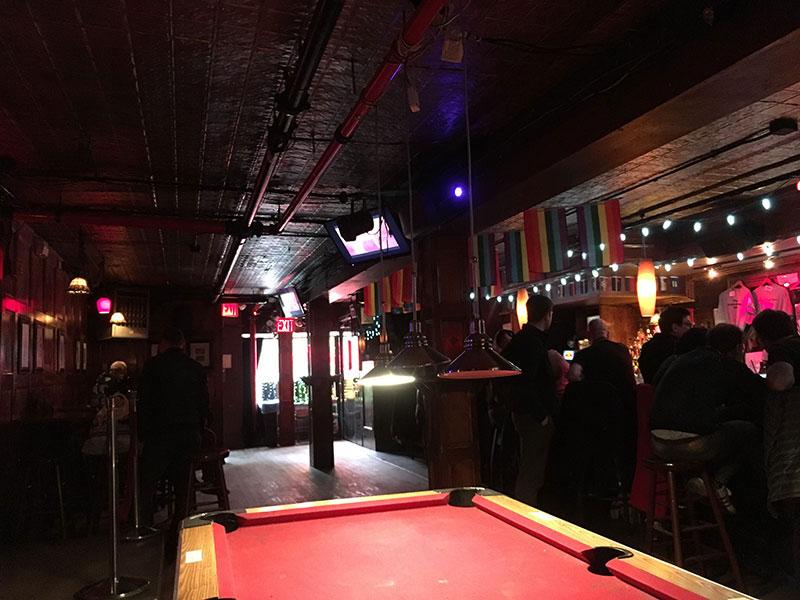 The Stonewall Inn, NYC