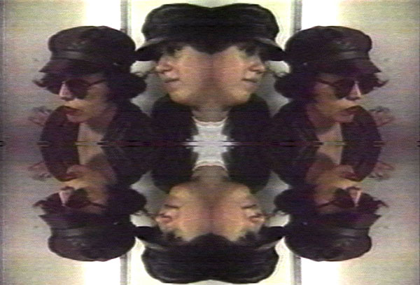 Video still from JOE-JOE by Cecilia Dougherty & Leslie Singer
