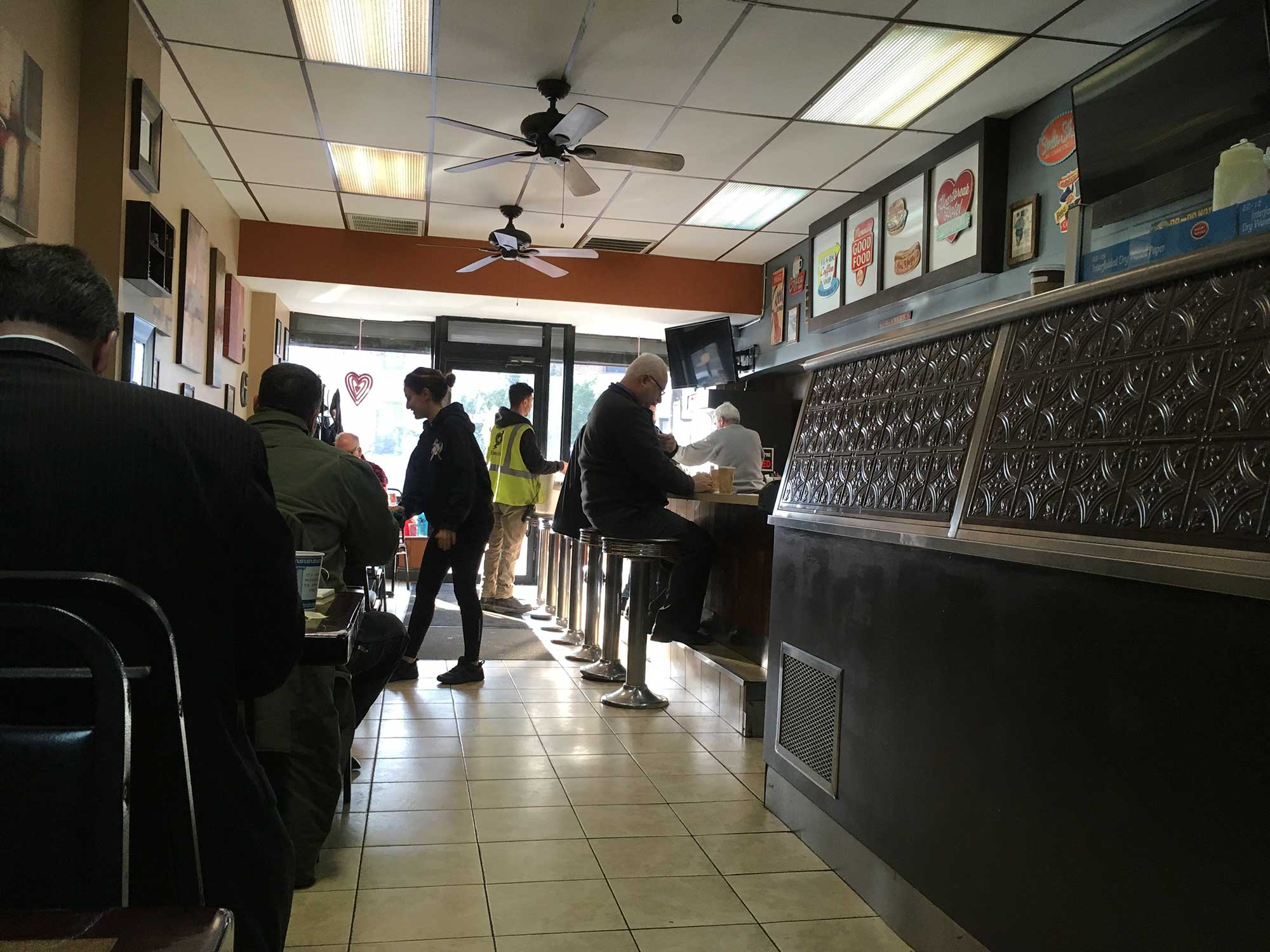 Gavel Grill on Hayes St., St. George, Staten Island