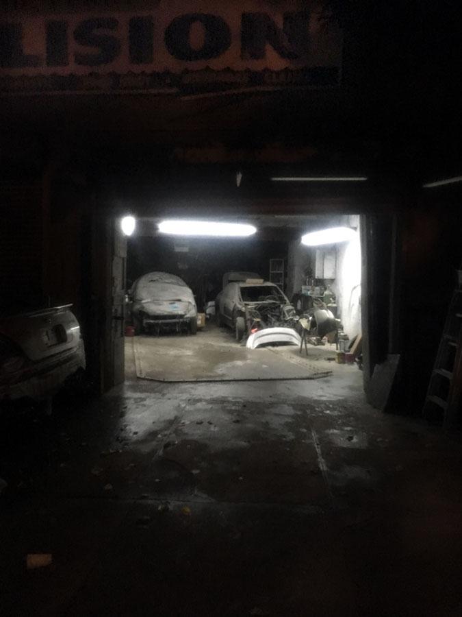 Brooklyn car repair shop