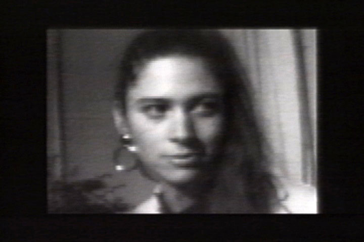 Video still from Coal Miner's Granddaughter, 1990