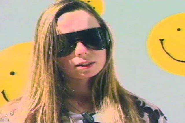 Video still from Grapefruit, 1989
