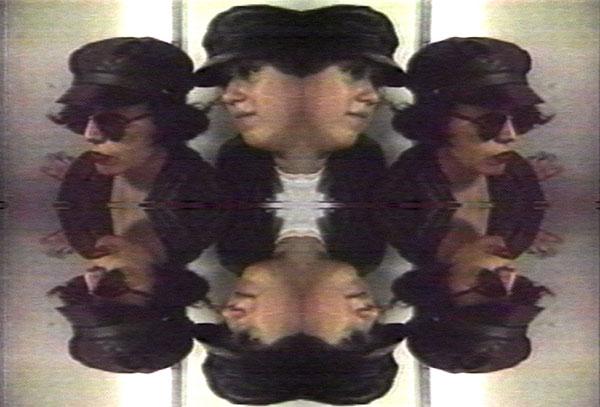 Video still from JOE-JOE by Cecilia Dougherty & Leslie Singer