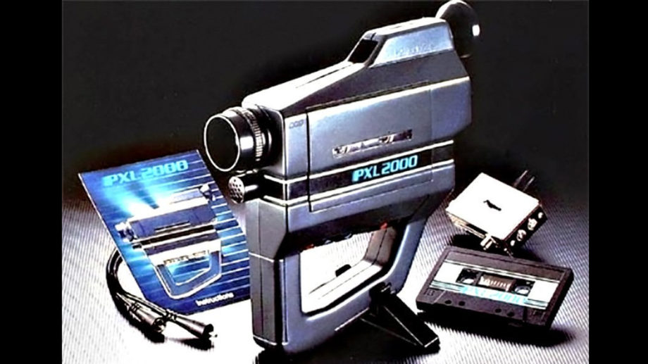 The Fisher price Pixel 2000 camcorder